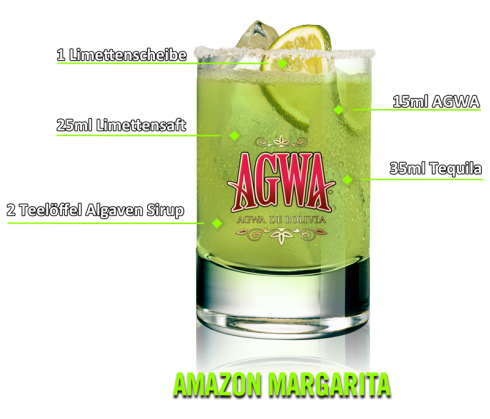 Amazon Margarita Cocktail 1