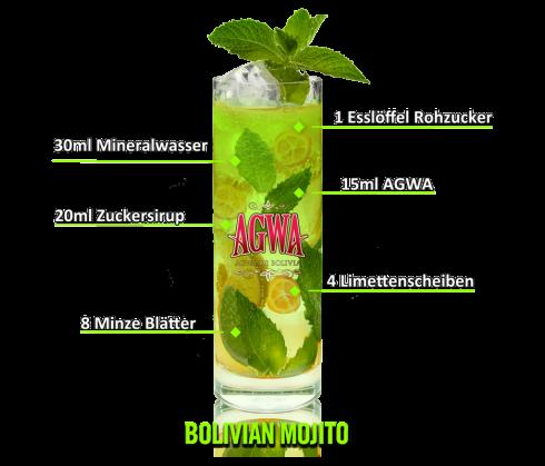 Bolivian Mojito 1