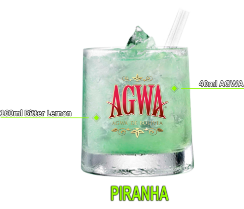 Piranha Cocktail 1