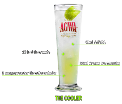 The Cooler Cocktail 1